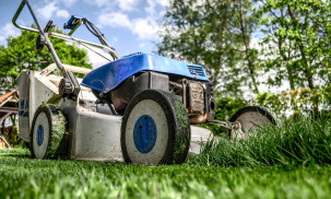 What is the Best Commercial Walk Behind Mower: is It Greenworks 25022?