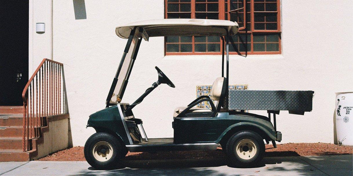 6 Tips for Customizing Your Golf Cart