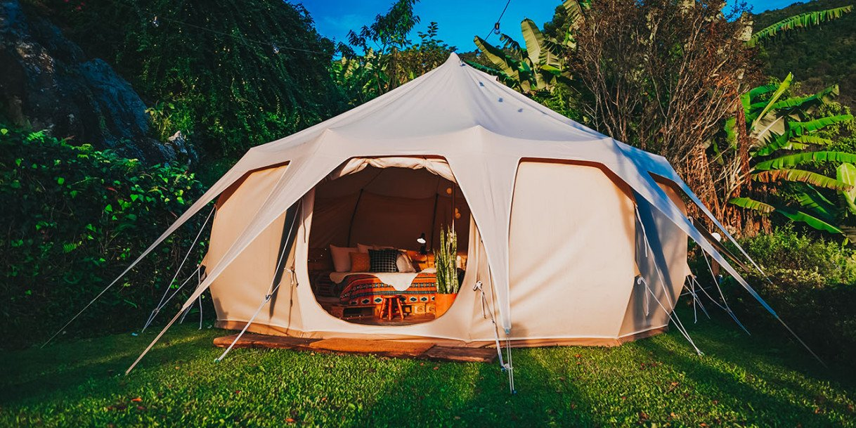 How to Choose The Best Tent For Your Family
