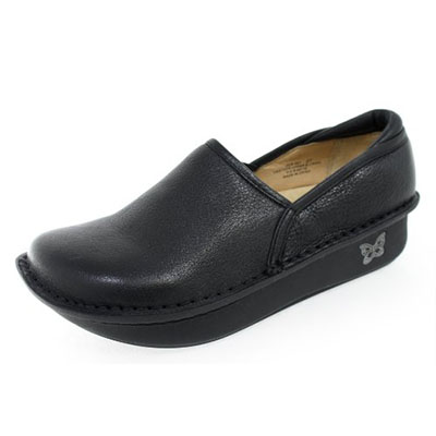 alegria womens debra slip on
