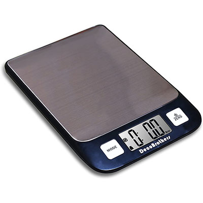 decobros digital multifunction kitchen and food scale