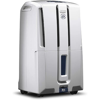 delonghi 50 pint dehumidifier