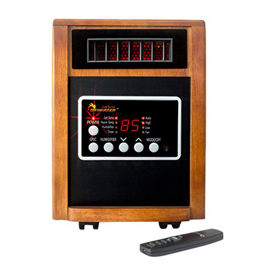 dr infrared heater dr 998 portable space heater