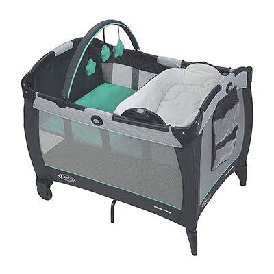 graco pack n play playard with reversible napper