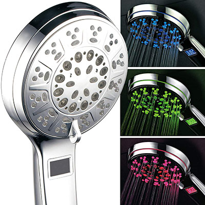 hotel spa 3 colors led