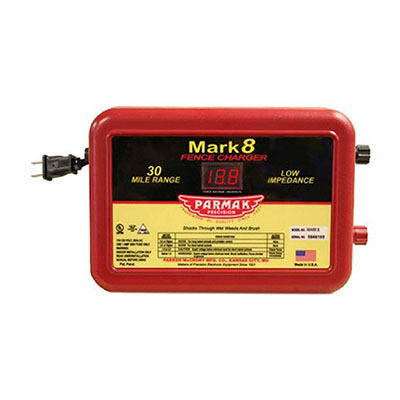parmak mark8 electric fence charger