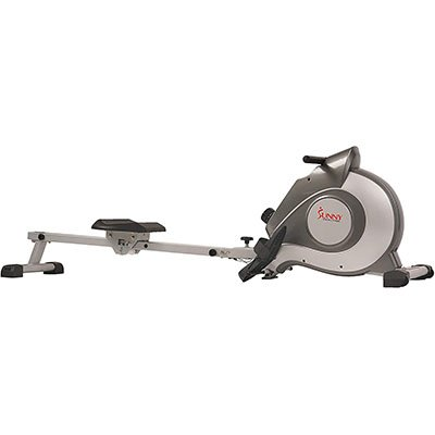 sunny sf rw5515 health fitness magnetic rowing machine