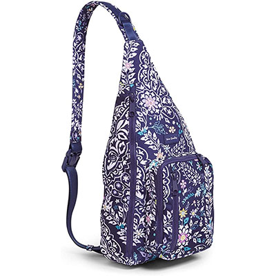 vera bradley womens reactive sling backpack