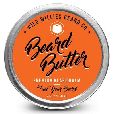 wild willie beard balm