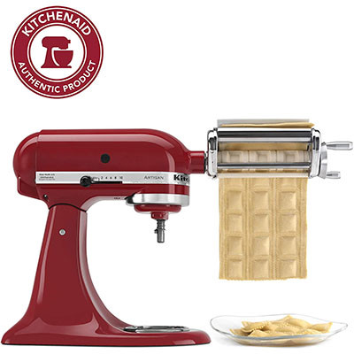 KitchenAid KPRA Pasta Roller: Good Upgrade If You Have KitchenAid Stand Mixer