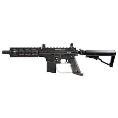 Tippmann U.S. Army Project Salvo Paintball Gun Review